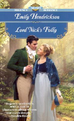 Image for Lord Nick's Folly (Signet Regency Romance)