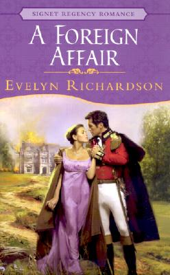 Image for A Foreign Affair (Signet Regency Romance)