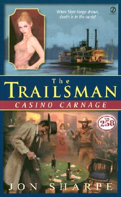 Image for Casino Carnage (Trailsman #258)