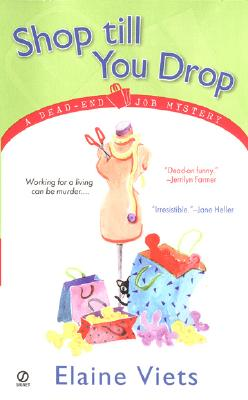 Image for Shop Till You Drop: A Dead-End Job Mystery