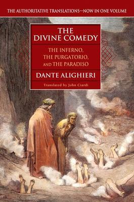 The Divine Comedy (The Inferno, The Purgatorio, and The Paradiso), Dante Alighieri