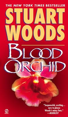 Image for Blood Orchid (Holly Barker)