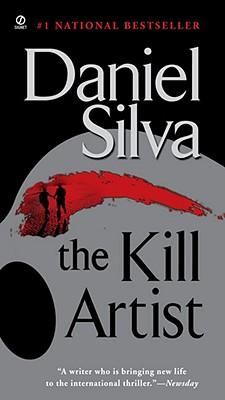 """The Kill Artist, """"Silva, Daniel"""""""