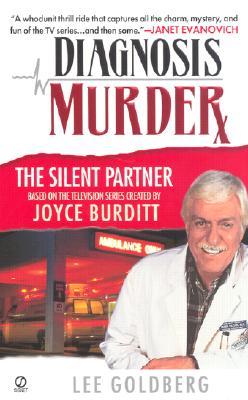Image for Diagnosis Murder: The Silent Partner