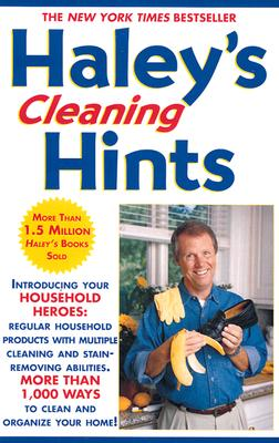 Haley's Cleaning Hints, Graham Haley, Rosemary Haley