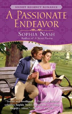 Image for A Passionate Endeavor (Signet Regency Romance)
