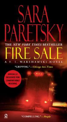 Fire Sale, Sara Paretsky