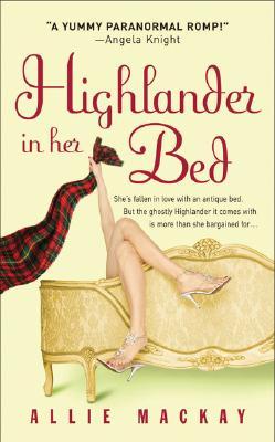 Highlander In Her Bed (Signet Eclipse), Allie  Mackay