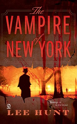 Image for The Vampire of New York