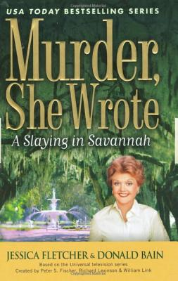 Image for A Slaying in Savannah (Murder She Wrote)