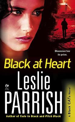 BLACK AT HEART, LESLIE PARRISH
