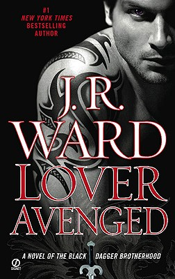Image for Lover Avenged #7 Black Dagger Brotherhood