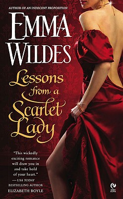 Lessons From A Scarlet Lady, Emma Wildes