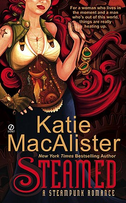 "Steamed: A Steampunk Romance (Paranormal Romance (Signet)), ""MacAlister, Katie"""