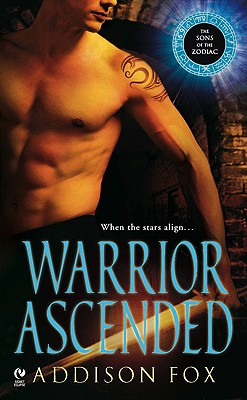 Image for Warrior Ascended (The Sons of the Zodiac)