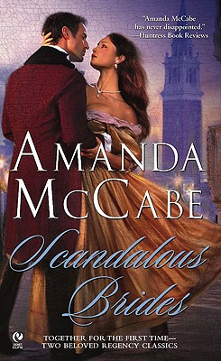 Scandalous Brides (Signet Eclipse), Amanda McCabe
