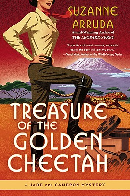Image for Treasure of the Golden Cheetah: A Jade del Cameron Mystery