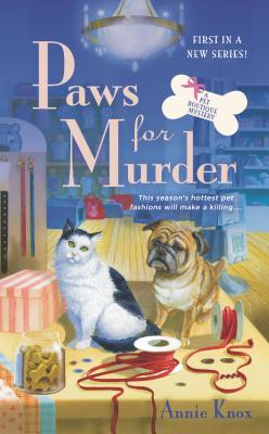 Paws for Murder, Knox, Annie