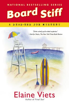 Board Stiff: A Dead-End Job Mystery, Viets, Elaine