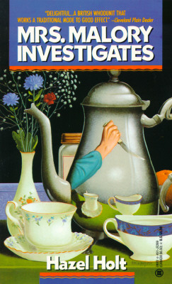 Image for Mrs. Malory Investigates (Mrs. Malory Mystery ; no. 1)