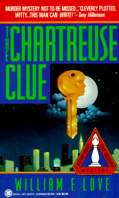 Image for CHARTREUSE CLUE, THE