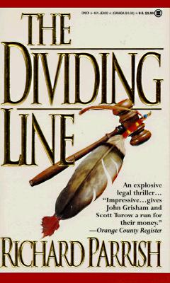 Image for The Dividing Line (Joshua Rabb Novels)