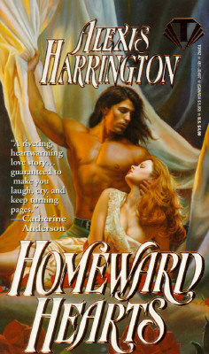 Image for Homeward Hearts (Topaz Historical Romances)