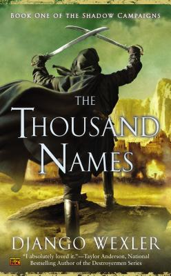 Image for The Thousand Names