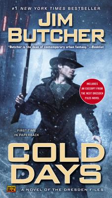 Image for Cold Days (Dresden Files0