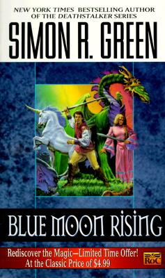 Image for Blue Moon Rising (Hawk & Fisher)