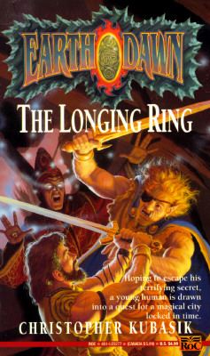 Image for The Longing Ring (Earthdawn)