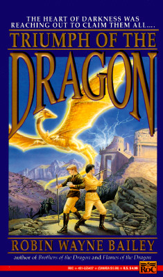 Triumph of the Dragon (Brothers of the Dragon), Bailey, Robin Wayne