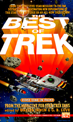 Image for The Best of Trek (Star Trek)