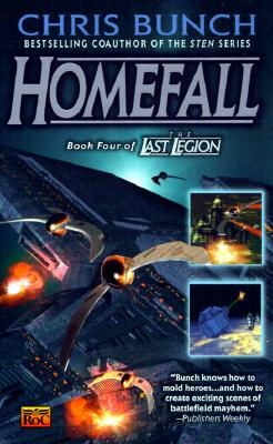 Image for Homefall: Book Four of the Last Legion
