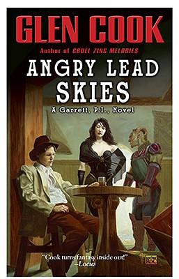 Angry Lead Skies, Cook, Glen