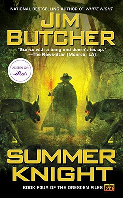 SUMMER KNIGHT (DRESDEN FILES, NO 4) -- BARGAIN BOOK, BUTCHER, JIM