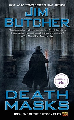 Image for Death Masks: Book Five of The Dresden Files
