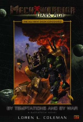 Image for By Temptations and By War (MechWarrior: Dark Age, No. 7)