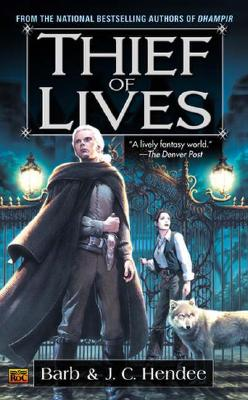 Image for Thief of Lives (Noble Dead)