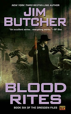 Image for Blood Rites (The Dresden Files, Book 6)