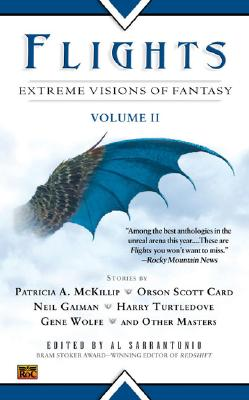 Image for Flights: Extreme Visions Fantasy, Vol II
