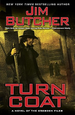 Image for Turn Coat (The Dresden Files, Book 11)