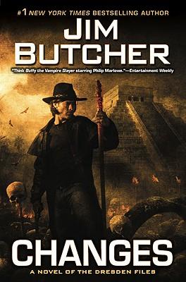 Changes (Dresden Files, Book 12), Jim Butcher