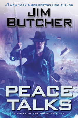 Image for PEACE TALKS (DRESDEN FILES, NO 16)