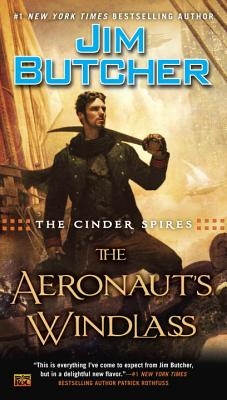 Image for The Cinder Spires: The Aeronaut's Windlass
