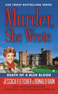Image for Murder, She Wrote: Death of a Blue Blood