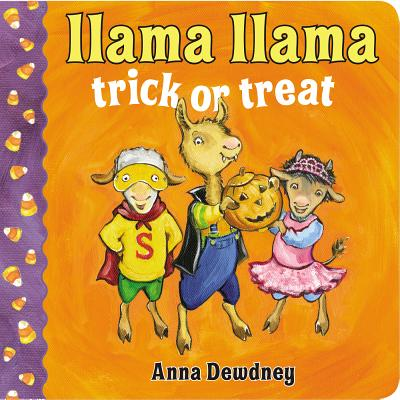 Image for Llama Llama Trick or Treat
