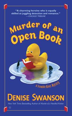 Image for Murder of an Open Book (Scumble River Mystery)