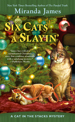 Image for Six Cats a Slayin' (Cat in the Stacks Mystery)