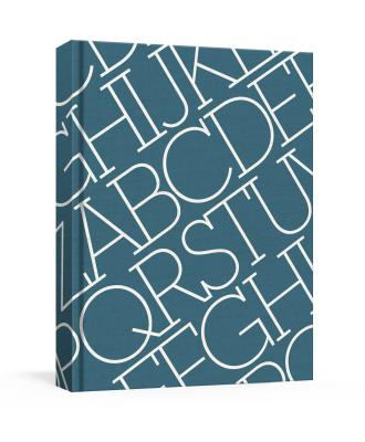 Image for HOUSE INDUSTRIES INDIGO LINEN JOURNAL (GRAPH)